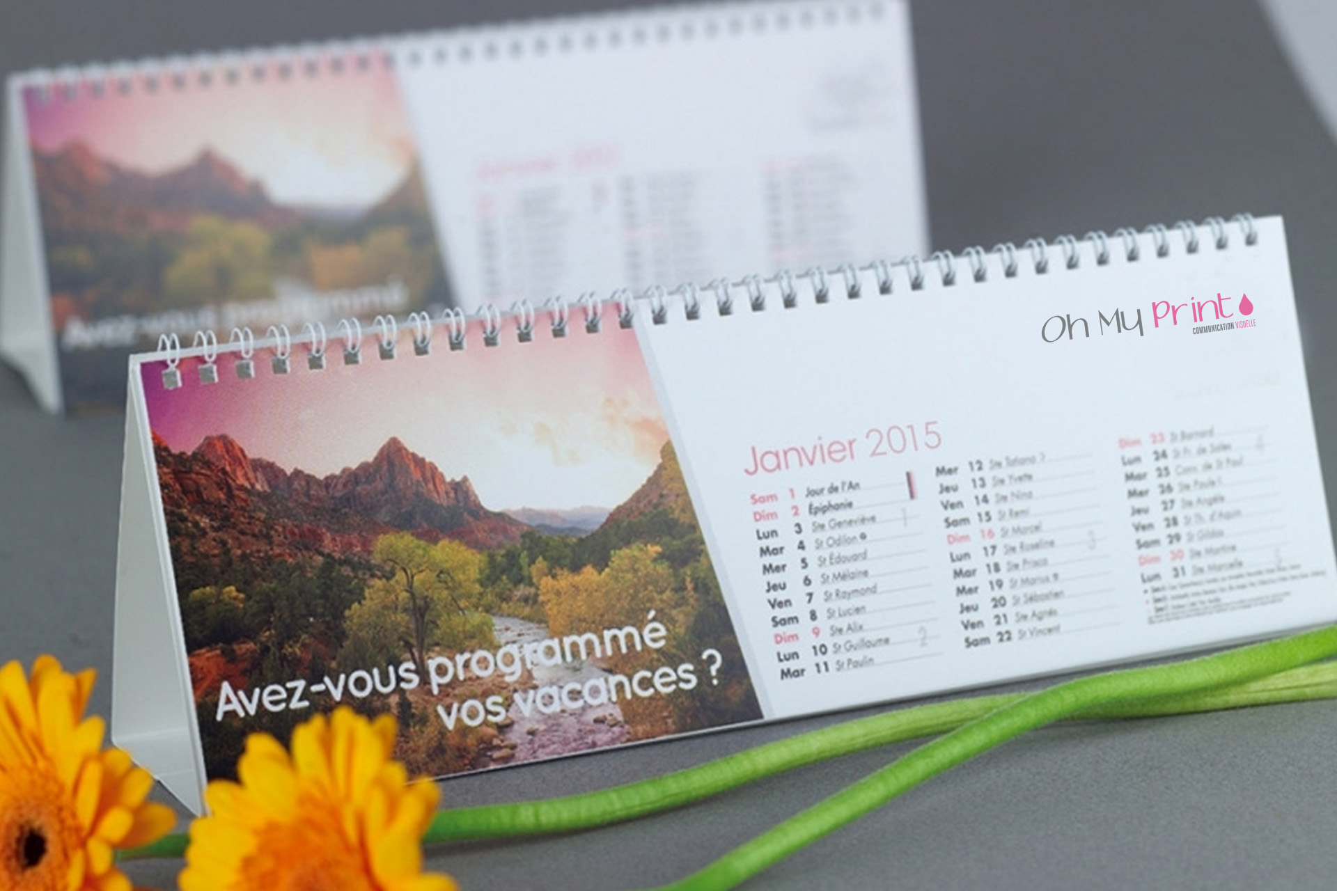 Calendriers-spirales-ohmyprint